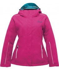Dare2b DWP321-1Z006L Damen ebenfalls elektrisch rosa Ski-Jacke - Größe 6
