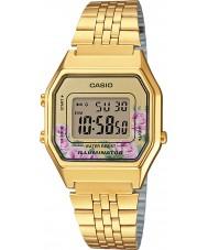 Casio LA680WEGA-4CEF Damen Kollektion Uhr