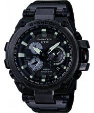 Casio MTG-S1000V-1AER Mens G-Shock Radio solarbetriebene schwarze Uhr gesteuert