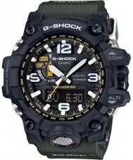 Casio GWG-1000-1A3ER Mens G-Shock Radio solarbetriebene Kompass schwarz Uhr gesteuert