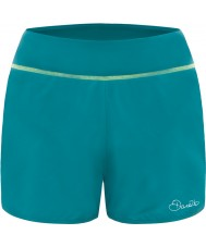 Dare2b DWJ344-0FV08L Damen Nachfolge Emaille blaue Shorts - Größe UK 8 (xs)