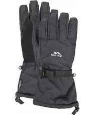 Trespass UAGLGLH20002-XS Mens Oktan schwarze Handschuhe - Größe XS