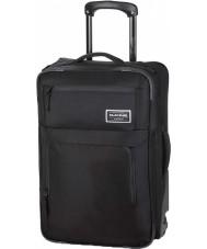 Dakine 10000782-BLACK-OS Schwarz tragen auf einem Rollenkoffer - 40l