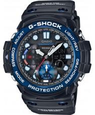 Casio GN-1000B-1AER Mens g-shock gulfmaster Gezeitengrafik und Mondalter schwarze Uhr