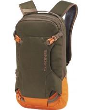 Dakine 10001470-TIMBER-81X Heli Pack 12l Rucksack