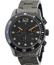 Elliot Brown 929-004-B05 Mens Bloxworth grau ip Stahl Chronograph