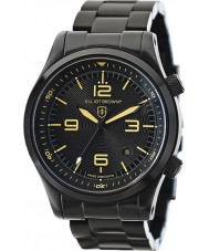 Elliot Brown 202-002-B04 Mens Canford schwarz ip Stahl-Armbanduhr