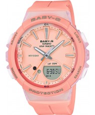 Casio BGS-100-4AER Ladies Baby-G-Uhr
