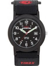Timex T40011 Mens schwarz Camper Expedition Uhr