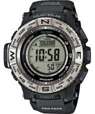 Casio PRW-3500-1ER Mens Pro Trek triple Sensor cerro lejia Uhr
