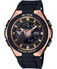 Casio MSG-400G-1A1ER Damen Baby-Uhr