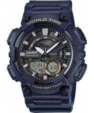 Casio AEQ-110W-2AVEF Mens Kollektion Uhr