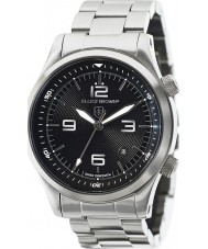 Elliot Brown 202-006-B07 Herren Canford Silber Stahl Armbanduhr