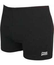 Zoggs 59408030 Mens cottesloe Hip Racer schwarz Badehose - Größe 30