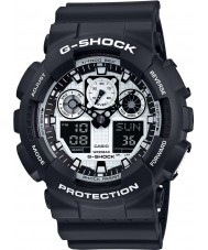 Casio GA-100BW-1AER G-Shock Herrenuhr