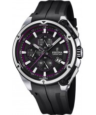Festina F16882-6 Mens 2015 Chrono Bike Tour de France schwarz Uhr