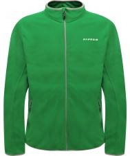 Dare2b DMA308-3BL50-S Mens resile grüne Fleece Trek - Größe s