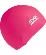 Zoggs 300604-PNK Rosa Silikonkappe