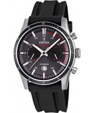 Festina F16874-H Mens Tour of Britain 2015 grau schwarz Chronograph