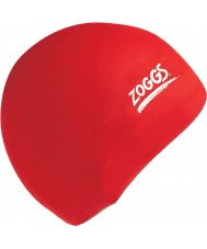 Zoggs 300604-RED Red Silikonkappe