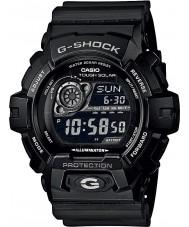 Casio GR-8900A-1ER Mens g-shock Weltzeit schwarz solarbetriebene Uhr