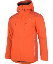Dare2b DMW118-07G95-XXXL Mens unerschütterlichen Kürbis orange wasserdichte Jacke - Größe XXXL