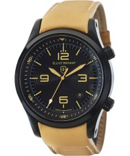 Elliot Brown 202-008-L04 Mens Canford tan Lederband Uhr