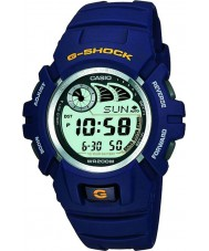 Casio G-2900F-2VER Mens g-shock E-Datenbank blau Uhr