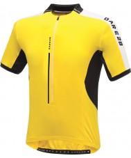 Dare2b DMT134-0QX40-XS Mens astir leuchtend gelben Jersey-T-Shirt - Größe XS