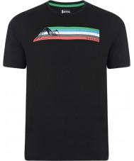 Dare2b DMT322-80040-XS Herren-Multiband-schwarzes T-Shirt - Größe XS