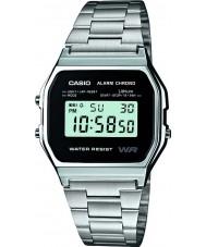 Casio A158WEA-1EF Herren-Kollektion Uhr