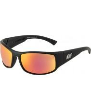 Dirty Dog 53339 Schnauze schwarze Sonnenbrille