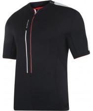 Dare2b DMT134-80040-XS Mens astir schwarzes Jersey-T-Shirt - Größe XS