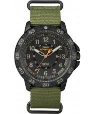 Timex TW4B03600 Mens Expedition gallatin grüne Nylonband Uhr
