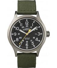 Timex T49961 Mens Expedition Scout grün Uhr