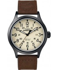 Timex T49963 Mens Expedition Scout braun Uhr