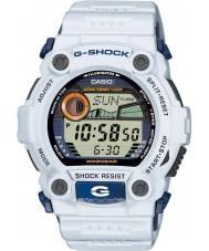 Casio G-7900A-7ER Mens G-Shock G-Rettung weiße Uhr