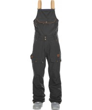 Picture MPT055-BLACK-M Mens yakoumo 2 bib ski pants