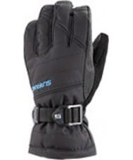 Surfanic SW123700-001-020-4-6 Jungen Schnapper schwarze Handschuhe - 4-6 Jahre