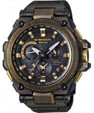 Casio MTG-G1000BS-1AER Mens g-shock schwarz Funk GPS-Uhr