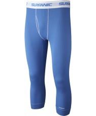 Surfanic SW121602-517-2XL Mens blaue Dreiviertellänge lang john für Unterwäsche - Größe XXL