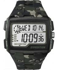 Timex TW4B02900 Mens Expedition digital Schock khaki camo Chronouhr