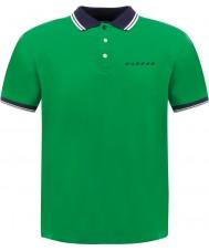 Dare2b DMT318-3BL80-XL Mens unter Regel Treck grünen Polo-Shirt - Größe XL